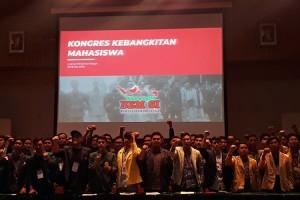 BEM Se-Indonesia Turun Aksi ke Senayan