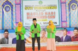 BEM STIT Pringsewu Peringati Maulid Nabi Muhammad SAW
