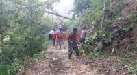 Bencana Tanah Longsor Landa Kecamatan Limau