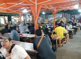 Beragam Lomba Semarakkan Festival Kuliner Chandra Natar