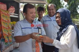 Beras Sachet Kini Tersedia di Lampung