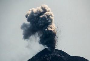 Berikut Aktivitas TerkiniGunung Anak Krakatau
