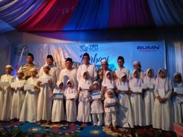 Berkah Ramadan, PLN Serahkan Paket Sembako Hingga Beasiswa