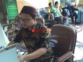 Berkas Dilimpahkan, Zainudin Hasan Disidang Pekan Depan