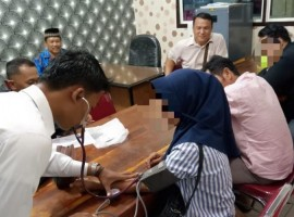 Berkas Tiga Tersangka Pungli Dana Desa di Pugung Dilimpahkan ke Kejari Tanggamus