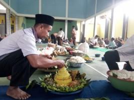 Bersih Desa, Pekon Banyumas Gelar Salawat dan Kenduri