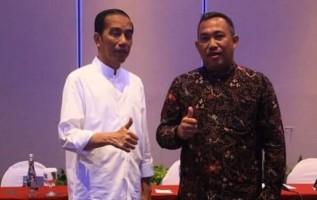Bertemu Jokowi, Bupati Tubaba Minta Dukungan Program Q Forest
