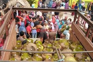 Besok Ada Operasi Pasar Elpiji di Bunga Mayang