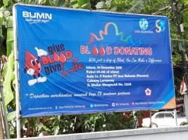 Besok Jasa Raharja Gelar Donor Darah Peringati HUT ke-58