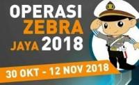 Besok Operasi Zebra Dimulai, Ratusan Personel Dikerahkan