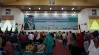 Besok, UIN Raden Intan Wisuda 998 Orang