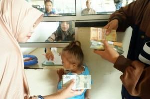 BI Lampung buka layanan Penukaran Uang diatas KMP Portlink