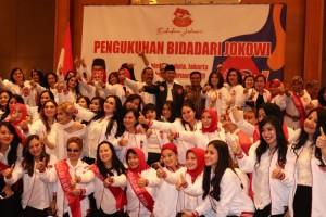 Bidadari Jokowi Tolak RUU Permusikan, TKN: Jokowi Ingin Industri Musik Indonesia Maju