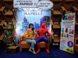 Bigland Tawarkan Beragam Hadiah di Pekan Raya Lampung