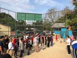 Bisbol Lampung DapatHibah Alat Rp1,5 Miliar