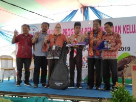 BKKBN Sosialisasikan Bahaya Narkoba dan HIV/AIDS kepada Remaja dan Warga di Tanggamus