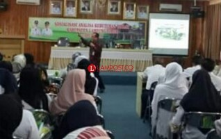 BKPPD Kabupaten Lamtim Gelar Sosialisasi Analisa Kebutuhan Diklat