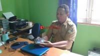BKPPD Kabupaten Lamtim Kembalikan Lagi 245 Kartu Taspen Baru ke Taspen