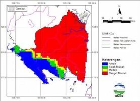 BMKG Deteksi 11 Titik Panas di Lampung Hari Ini