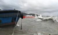 BMKG Keluarkan Warning Cuaca Ektrem di Pesisir Laut Lampung