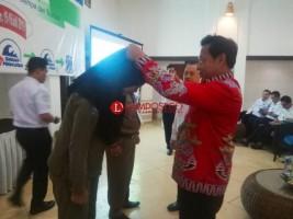 BMKG Kotabumi Gelar Sekolah Lapang Geofisika