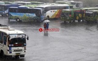 BMKG Lampung: Wilayah Ini akan Diguyur Hujan Lebat Pada Sore Hingga Malam Nanti