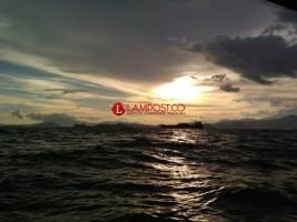 BMKG Maritim: Pelabuhan Laut Lampung Diguyur Hujan Ringan