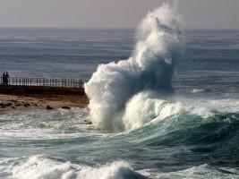 BMKG Maritim Peringatkan Gelombang Tinggi Hingga 4 Meter