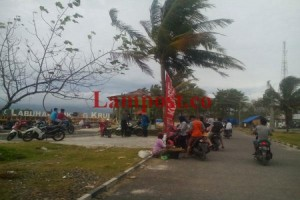 BMKG: Waspada Gelombang Tinggi di Krui