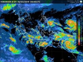 BMKG: Waspadai Potensi Hujan Lebat dan Gelombang Tinggi