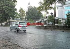 BMKG: Waspadai Potensi Hujan Lebat Tiga Hari Kedepan