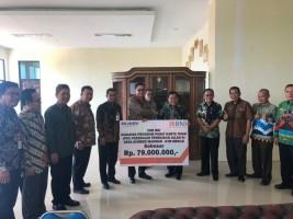 BNI Kembali Salurkan Bantuan CSR di Mesuji