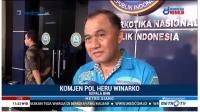 BNN Ungkap Kasus Narkoba Bogor dan Medan