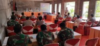 BNN Lampung Beri Penyuluhan ke Kepala Desa dan Babinsa