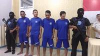 BNNP Lampung Bongkar Jaringan Narkotika Internasional