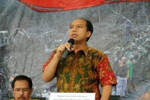 BNPB: Januari-Maret ada 1.107 Kejadian Bencana