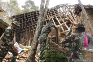 BNPB: Korban Jiwa di Banten bukan Terdampak Langsung Gempa