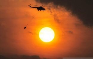BNPB Tambah Kekuatan Udara Hadapi Kebakaran Hutan