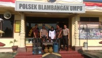 Bobol Rumah Warga Blambangan Umpu, 2 Pencuri Ini Ditangkap Polisi