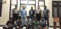 Bobol Warung Manisan, 5 Warga Bukit Kemuning Ini Ditangkap Petugas