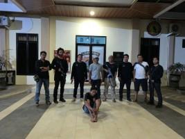 Bobol Warung Rokok, Warga Pesawaran Diamankan Polisi