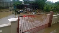 BPBD Bandar Lampung Data Kerusakan Akibat Banjir