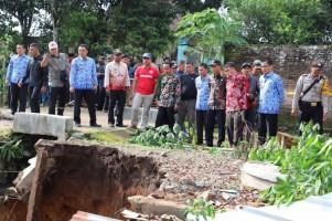 BPBD Lambar Minta Peratin Siagakan Seluruh Satgas Bencana Pekon