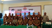 BPBD Lamsel Gelar Pelatihan Pasca Bencana