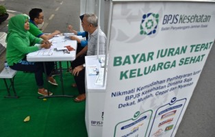 BPJS Kesehatan SiapkanRp11 Triliun untuk Bayar Rumah Sakit