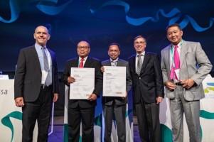 BPJS Ketenagakerjaan Raih 2 Penghargaan Tertinggi Certificate of Excellence