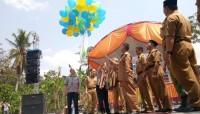 BPJS Ketenagakerjaan Resmikan Desa Sadar Jaminan Sosial di Lampung Selatan