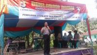 BPJS Regional Lamteng-Polda Gelar Sosialisasi Ketenagakerjaan dan Deklarasi Damai