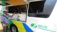 BPJSTK Bandar Lampung Optimalkan Pelayanan Lewat Mobil Keliling
