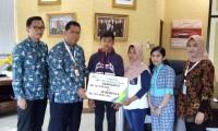 BPJSTK Bandar Lampung Serahkan Santunan Rp138 Juta pada Ahli Waris Yang Meninggal Mendadak